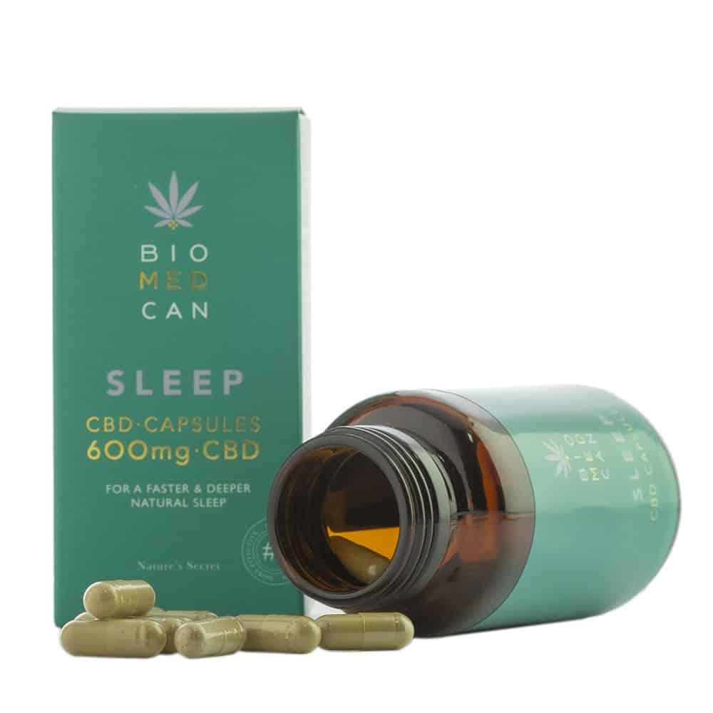 hemp cpasules for sleep